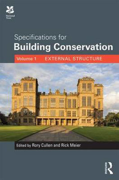 Picture of Specifications for Building Conservation: Volume 1: External Structure