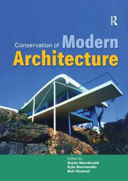 Picture of Conservation of Modern Architecture