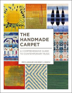 Picture of The Handmade Carpet: A Comprehensive Guide to Contemporary Rugs