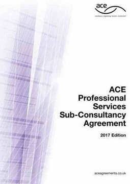 Picture of ACE Professional Services Sub-Consultancy Agreement