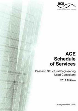 Picture of ACE Schedule of Services Civil and Structural Engineering Lead Consultant