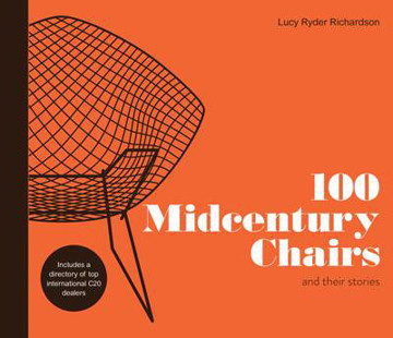 Picture of 100 Midcentury Chairs: and their stories