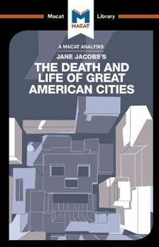 Picture of An Analysis of Jane Jacobs's The Death and Life of Great American Cities