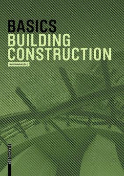 Picture of Basics Building Construction