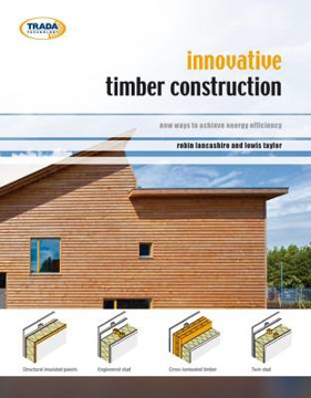 Picture of Innovative Timber Construction: New Ways to Achieve Energy Efficiency
