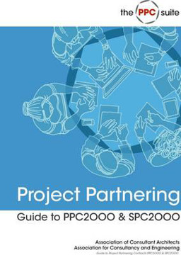 Picture of Guide to ACA Project Partnering Contracts PPC2000 and SPC2000: 2000