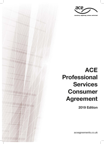 Picture of ACE 2019 Professional Services Consumer Agreement 2019 Edition