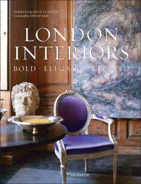 Picture of London Interiors: Bold * Elegant * Refined