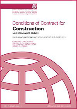 Picture of FIDIC (FC-RA-I-AA-10) Conditions of Contract for Construction