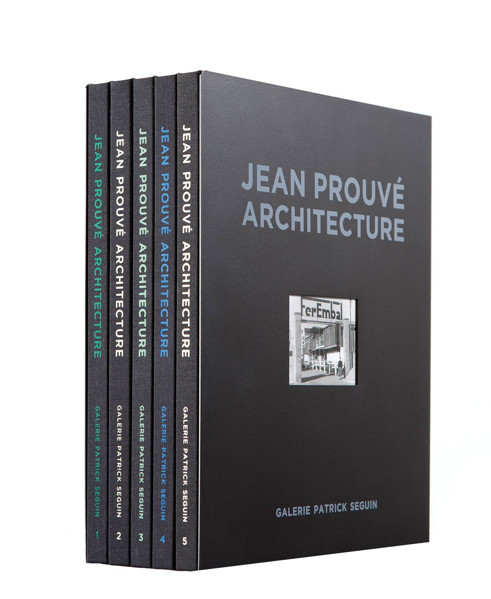 Picture of Jean Prouve - 5 Volume Box Set