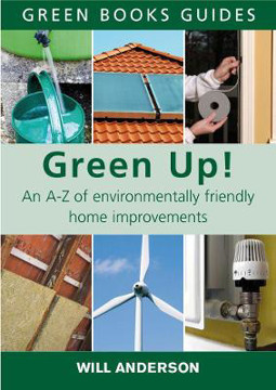 Picture of Green Up!: An A-Z of Environmentally Friendly Home Improvements