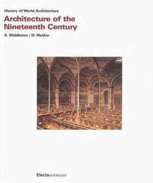 Picture of Architecture of the Nineteenth Century