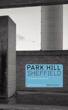 Picture of Park Hill Sheffield: In Black and White