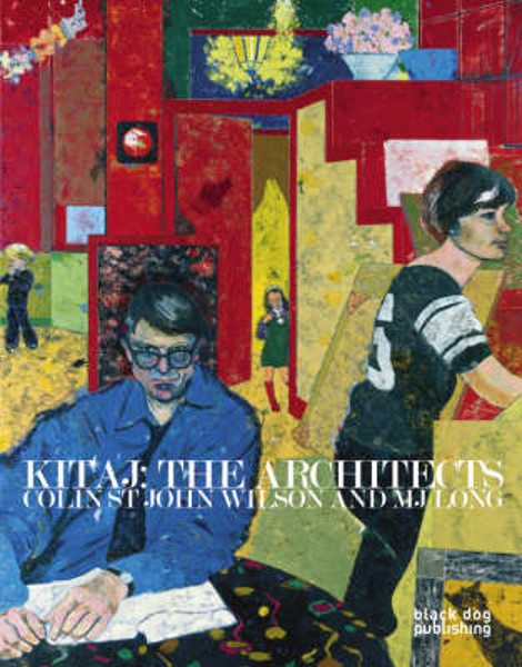 Picture of Kitaj: The Architects - Colin St.John Wilson and M.J.Long