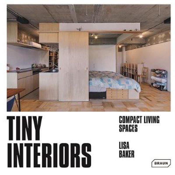 Picture of Tiny Interiors: Compact Living Spaces