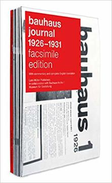 Picture of Bauhaus Journal 1926-1931