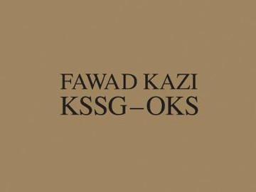 Picture of Fawad Kazi KSSG OKS: Volume I: Project Introduction and Pavilion KSSG