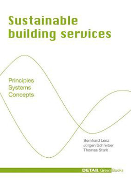Picture of Sustainable Building Services: Principles - Systems - Concepts