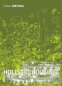 Picture of Holistic Housing: Concepts, Design Strategies and Processes