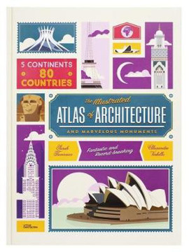 Picture of Atlas of Architecture and Marvellous Monuments