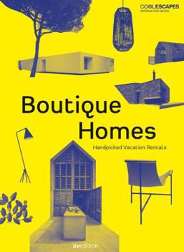 Picture of Boutique Homes: Handpicked Vacation Rentals