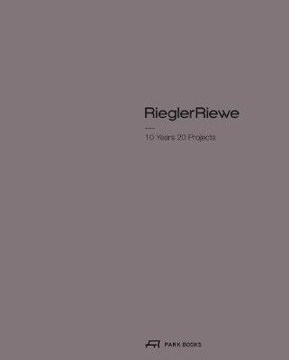 Picture of Riegler Riewe - 10 Years 20 Projects
