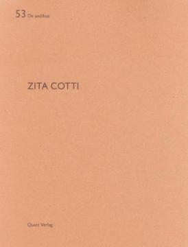 Picture of Zita Cotti: De Aedibus 53