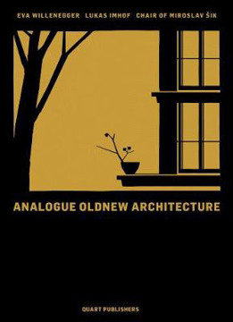 Picture of Analogue Oldnew Architecture