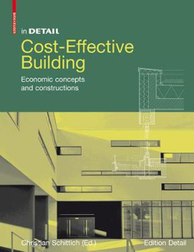 Picture of Cost-Effective Building: Economic concepts and constructions