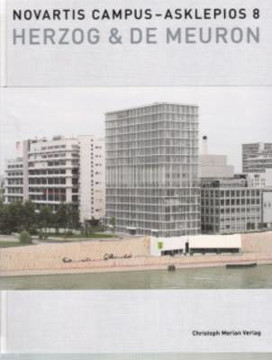 Picture of Herzog and De Meuron - Novartis Campus Asklepios 8