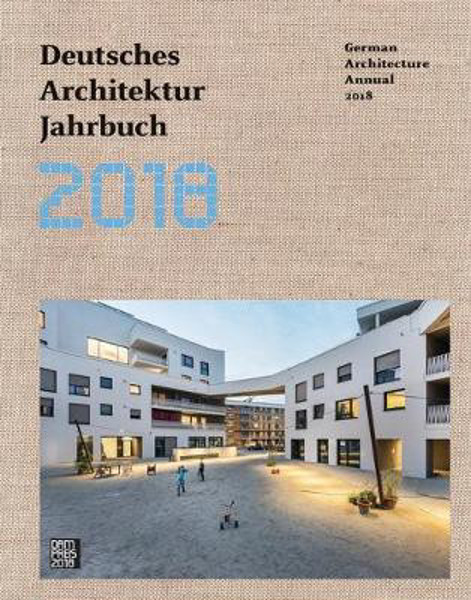 Picture of German Architecture Annual 2018