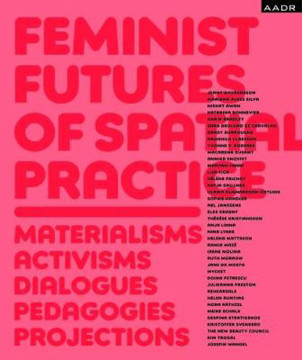 Picture of Feminist Futures of Spatial Practice: Materialism, Activism, Dialogues, Pedagogies, Projections