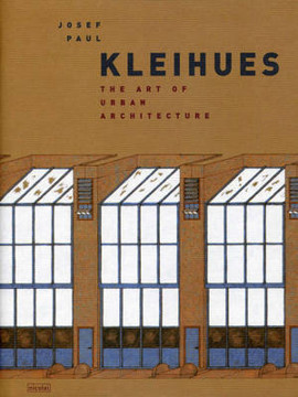 Picture of Josef Paul Kleihues: The Art of Urban Architecture