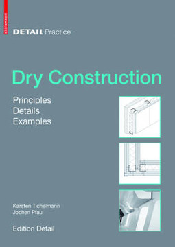 Picture of Dry Construction: Principles, Details, Examples