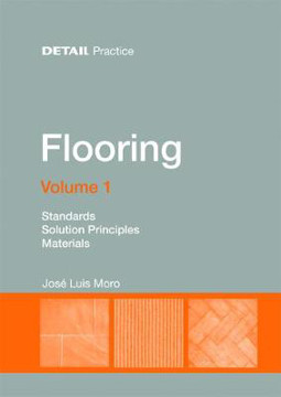 Picture of Flooring Volume 1: Standards, solution principles, materials
