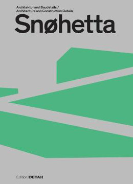 Picture of Snohetta: Architektur und Baudetails / Architecture and construction details