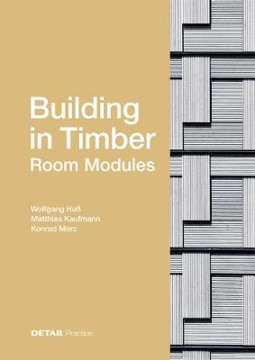 Picture of Building in Timber - Room Modules