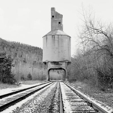 Picture of Jeff Brouws: Silent Monoliths: The Coaling Tower Project