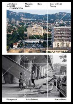 Picture of Le Corbusier: 5 x Unite: Marseille, Reze, Berlin, Briey-en-Foret, Firminy