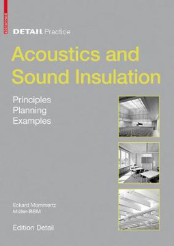 Picture of Acoustics and Sound Insulation: Principles, Planning, Examples