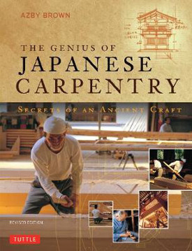 Picture of The Genius of Japanese Carpentry: Secrets of an Ancient Craft