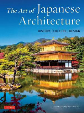 Picture of The Art of Japanese Architecture: History / Culture / Design