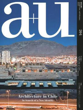 Picture of A+u 594 - 20:03 Architecture In Chile In Search Of A New Identity