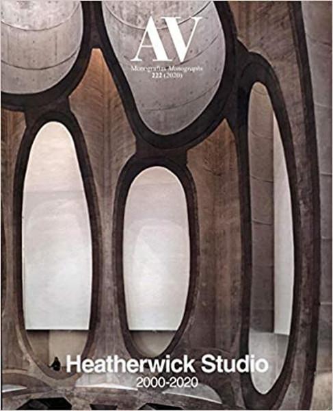 Picture of AV Monographs 222 Heatherwick Studio 2020