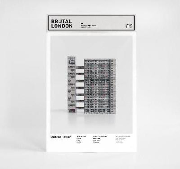 Picture of Brutal London: Balfron Tower: Build Your Own Brutalist London