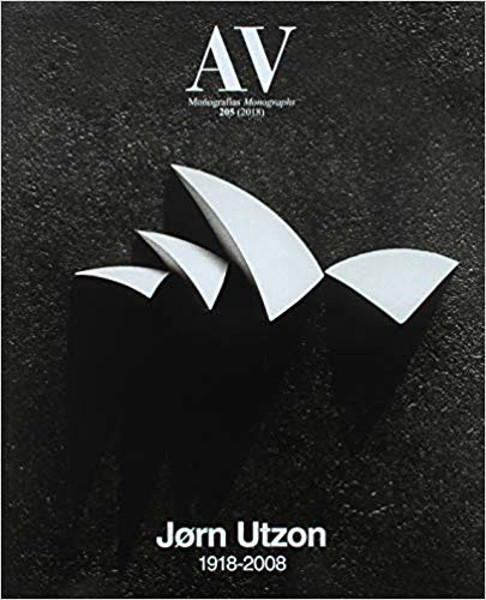 Picture of AV 205 Jorn Utzon 1918-2008 Monograph