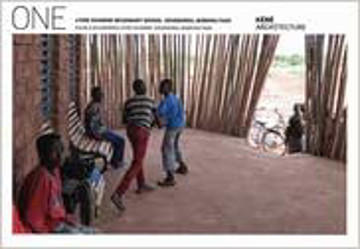 Picture of Kere Architecture - ONE. Lycee Schorge Secondary School Koudougou, Burkina Faso