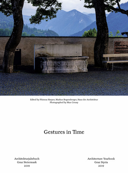 Picture of Gestures In Time - Architecture Yearbook Graz Styria 2019