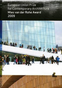Picture of Mies Van Der Rohe Award: European Union Prize for Contemporary Architecture: 2009