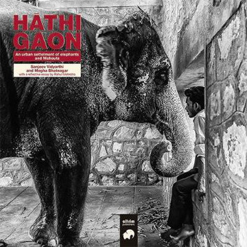 Picture of Hathigaon: An urban settlement of elephants and Mahouts